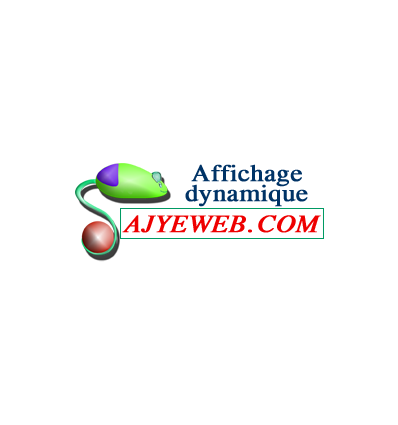 Formation de 2 X 1 heure à l'utilisation du cloud lecteur-affichage-dynamique-ajyeweb