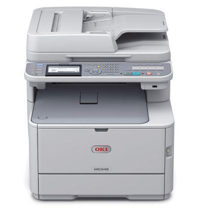 Imprimante Multifonction 4 en 1 MC342DNW - 44952143 OKI