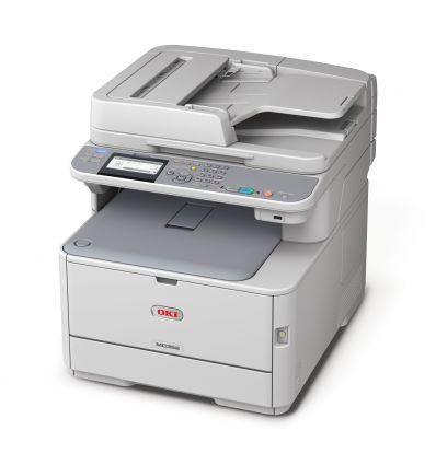 Imprimante Multifonction 3 en 1 MC352DN 44952004 OKI