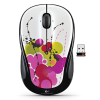 Souris sans fil M325 nano dongle White dots Logitech