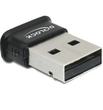 Nano Adaptateur USB 2.0 Bluetooth V4.0 Dual Mode 317051N Delock