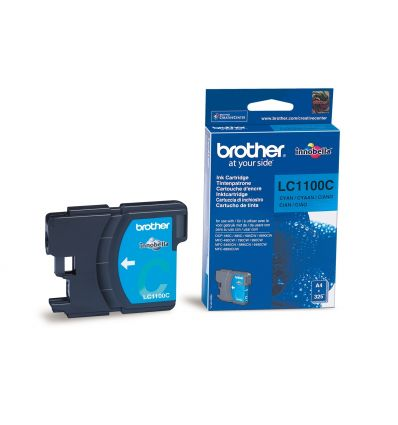 Cartouche d'Encre Brother LC-1100C - Cyan