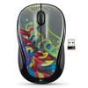 Souris sans fil M325 nano dongle Tropical feathers Logitech