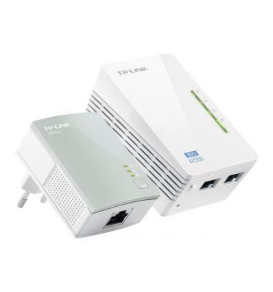Kit Extenseur CPL AV500 Wi-Fi N 300 TL-WPA4220KIT TP-LINK