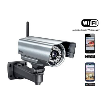 Camera IP Externe Wifi Heden