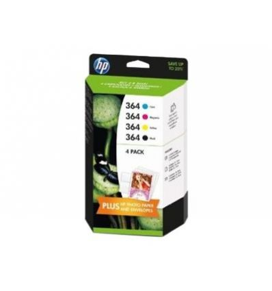 Cartouche HP 364 Combo Pack