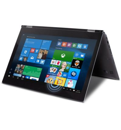 "Ordinateur portable 15,6"" TERRA MOBILE 360-15 Intel® Core™ i5-6200U w10 pro 8go 240go SSD FR1220528 Terra Wortmann"