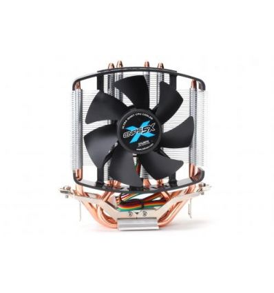 Ventilateur avec dissipateur multi-socket CNPS5X Ultra Silencieux Zalman