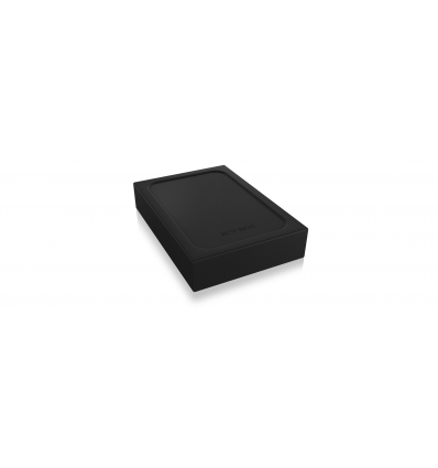 """Boitier externe USB3 pour HDD 2,5"""" sata fonction Write Protection IB-256WP IcyBox"""