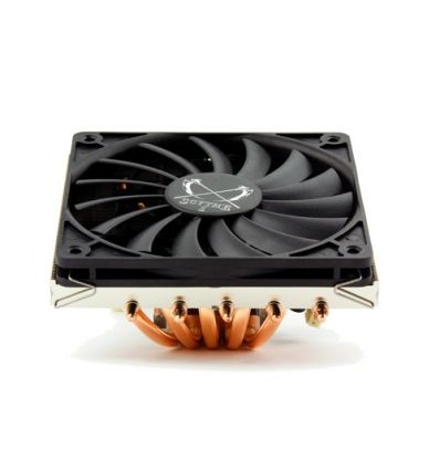 Ventilateur slim avec dissipateur multi socket BIG SHURIKEN 2 Rev B